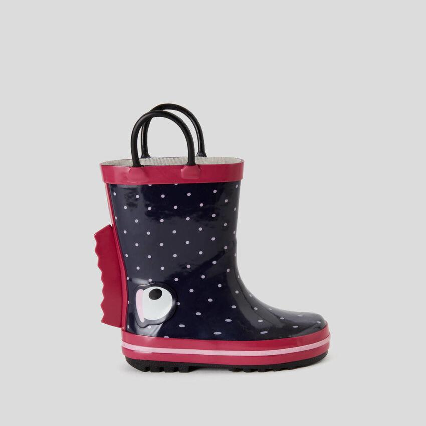 Μπότες βροχής από λάστιχο