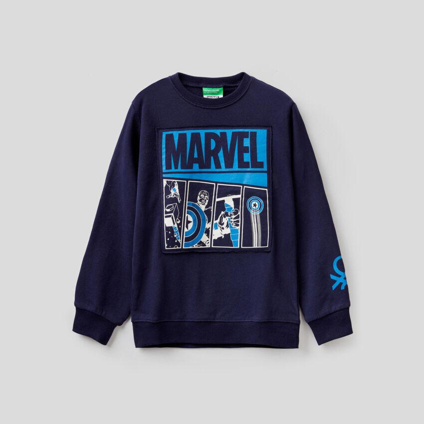Φούτερ Marvel από 100% βαμβακερό