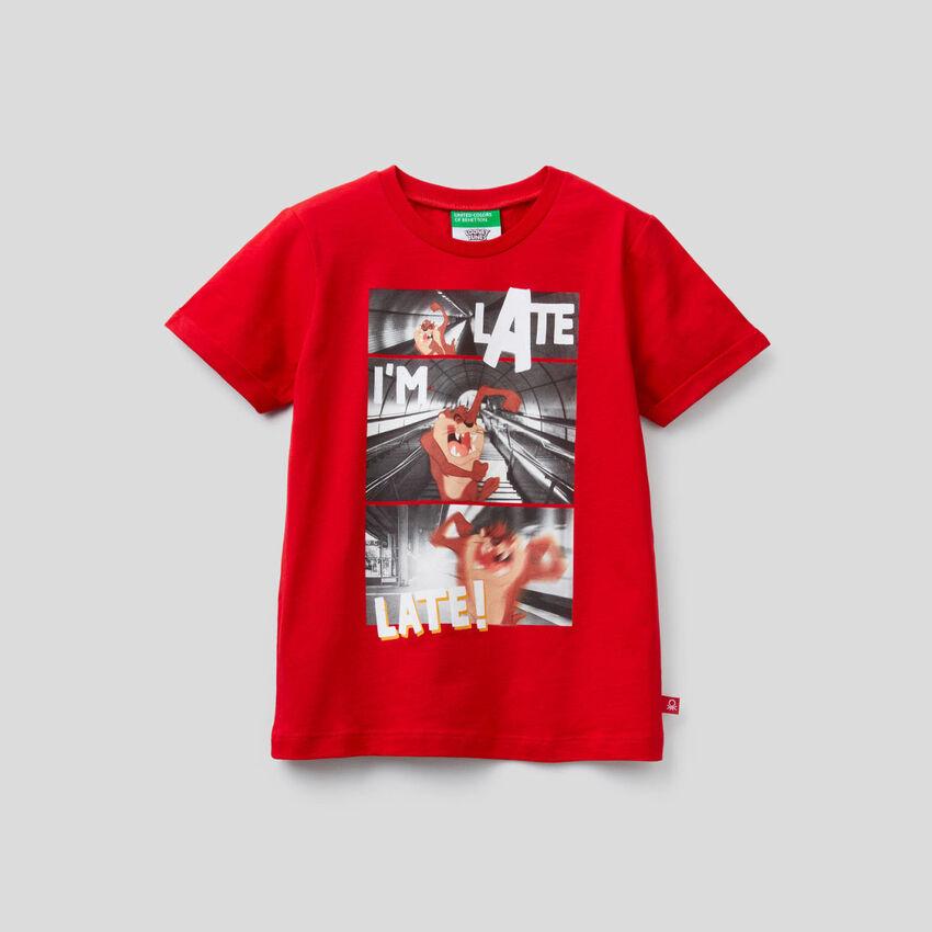 T-shirt Tazmania από οργανικό βαμβακερό