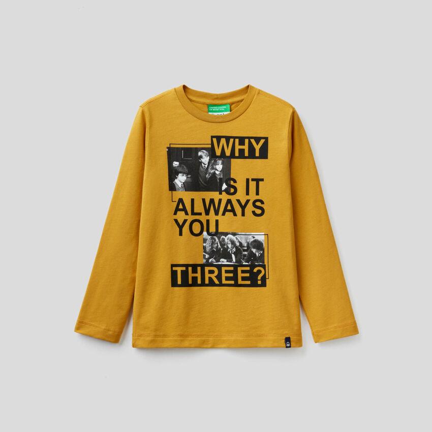 T-shirt με τύπωμα Harry Potter