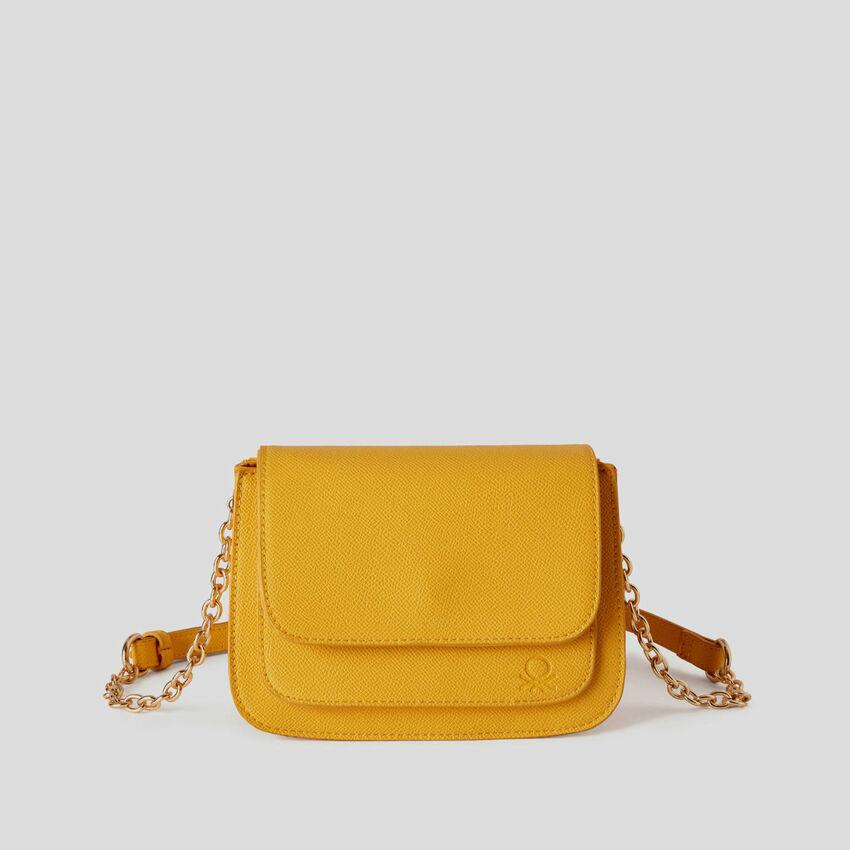 Τσάντα κρεμαστή με πατιλέτα