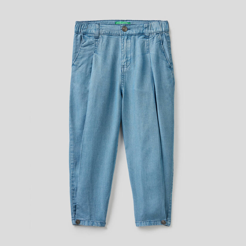 Παντελόνι σε γραμμή carrot