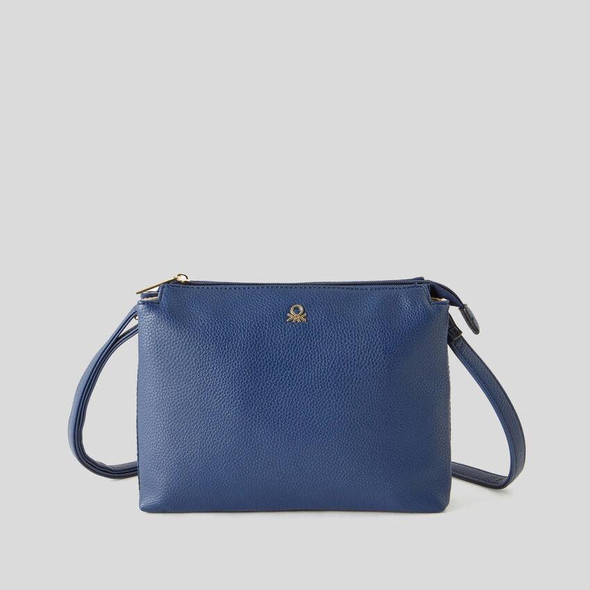 Τσάντα με διπλό χώρο