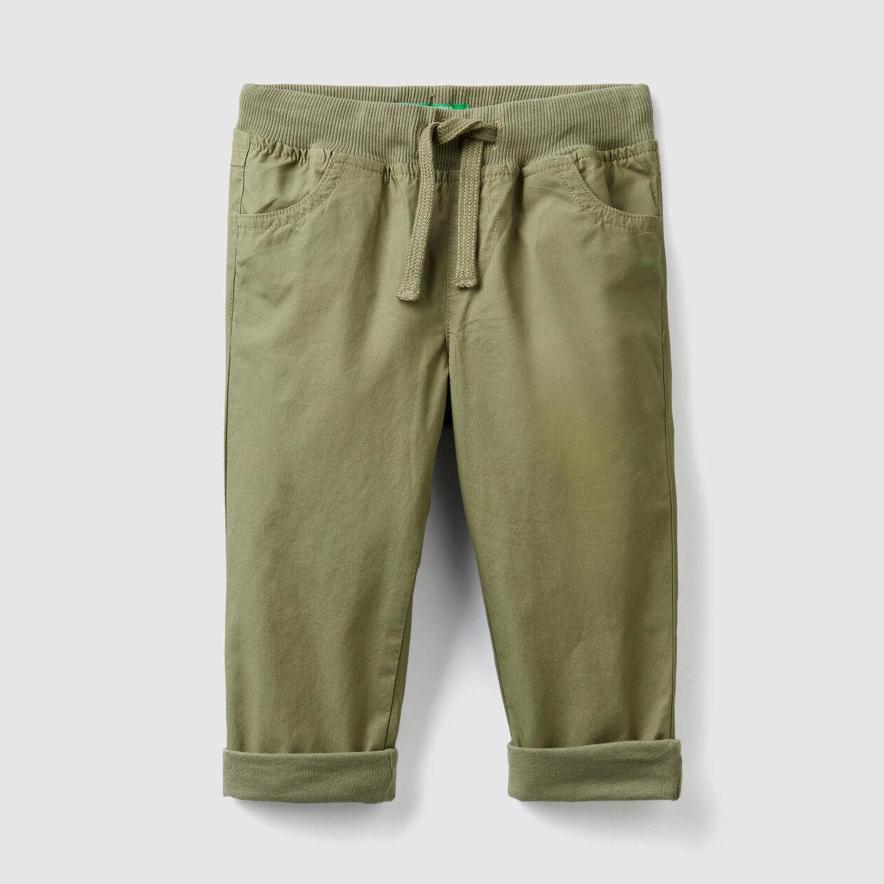 Παντελόνι με φόδρα