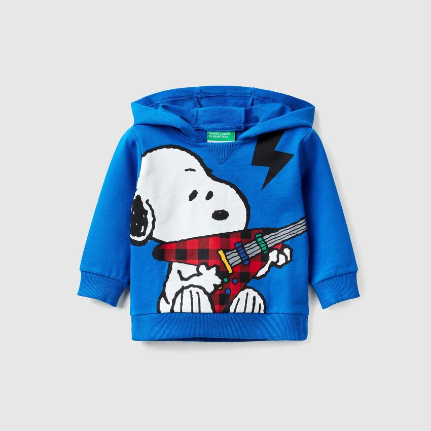 """Φούτερ """"Snoopy"""" με κουκούλα"""