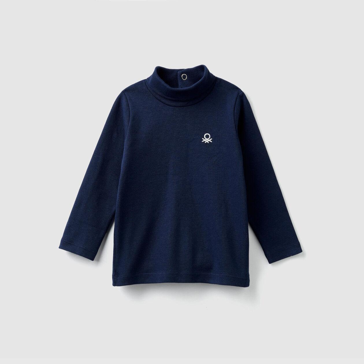 T-shirt ζιβάγκο από οργανικό βαμβακερό
