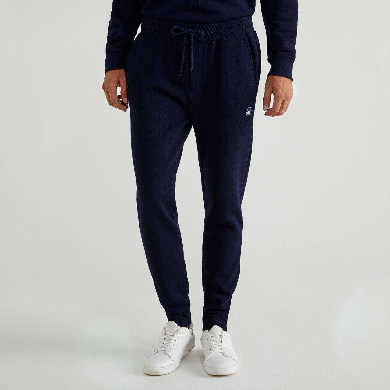 Παντελόνι φούτερ με τσέπες