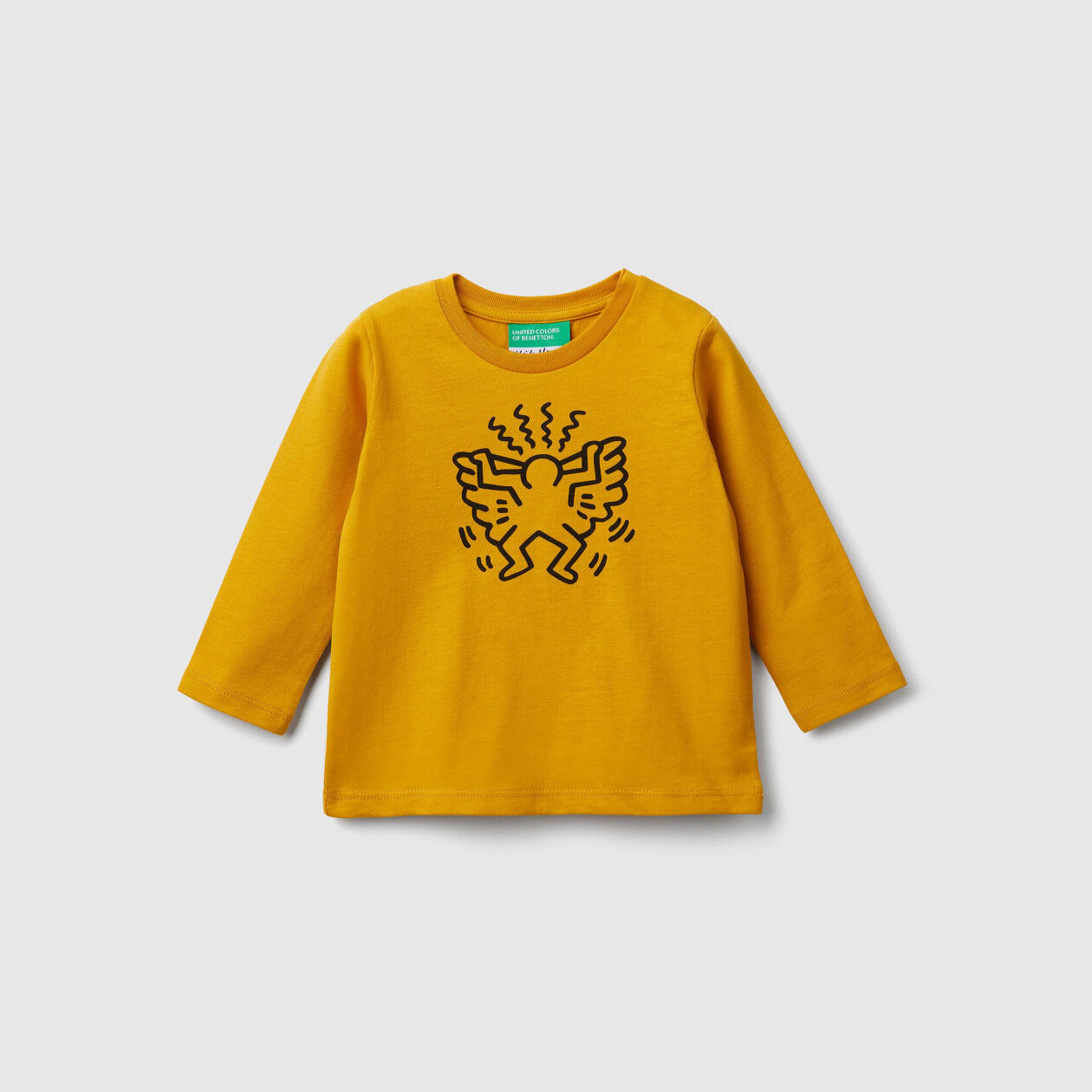 """T-shirt με τυπώματα """"Keith Haring"""""""