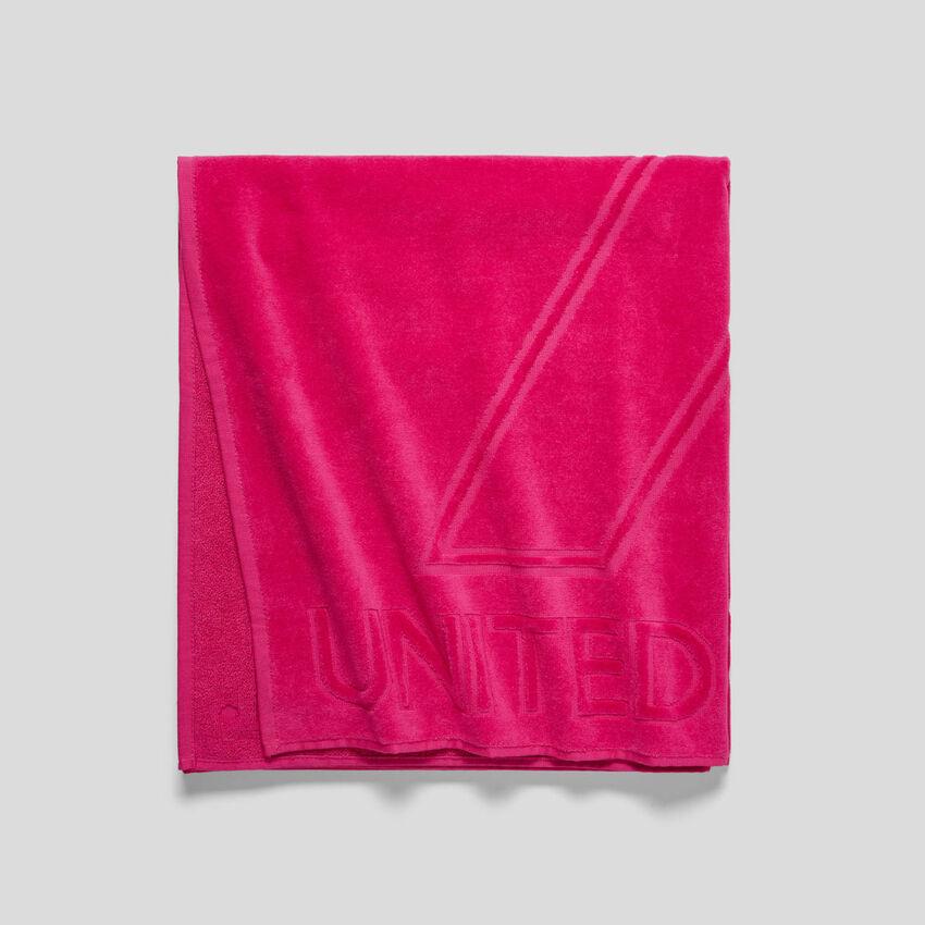 Πετσέτα θαλάσσης εξατομικευμένη