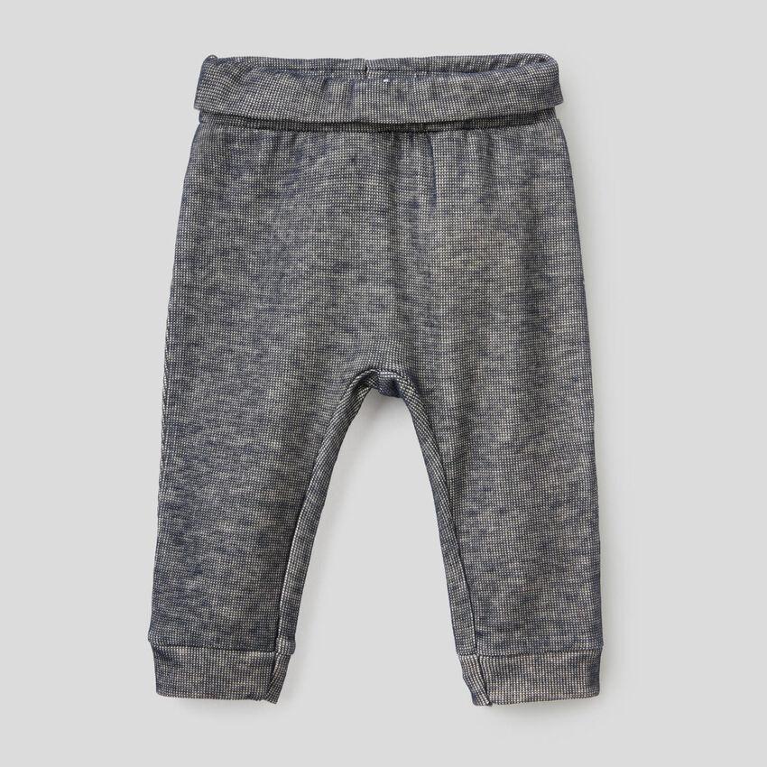 Παντελόνι μακρύ φούτερ