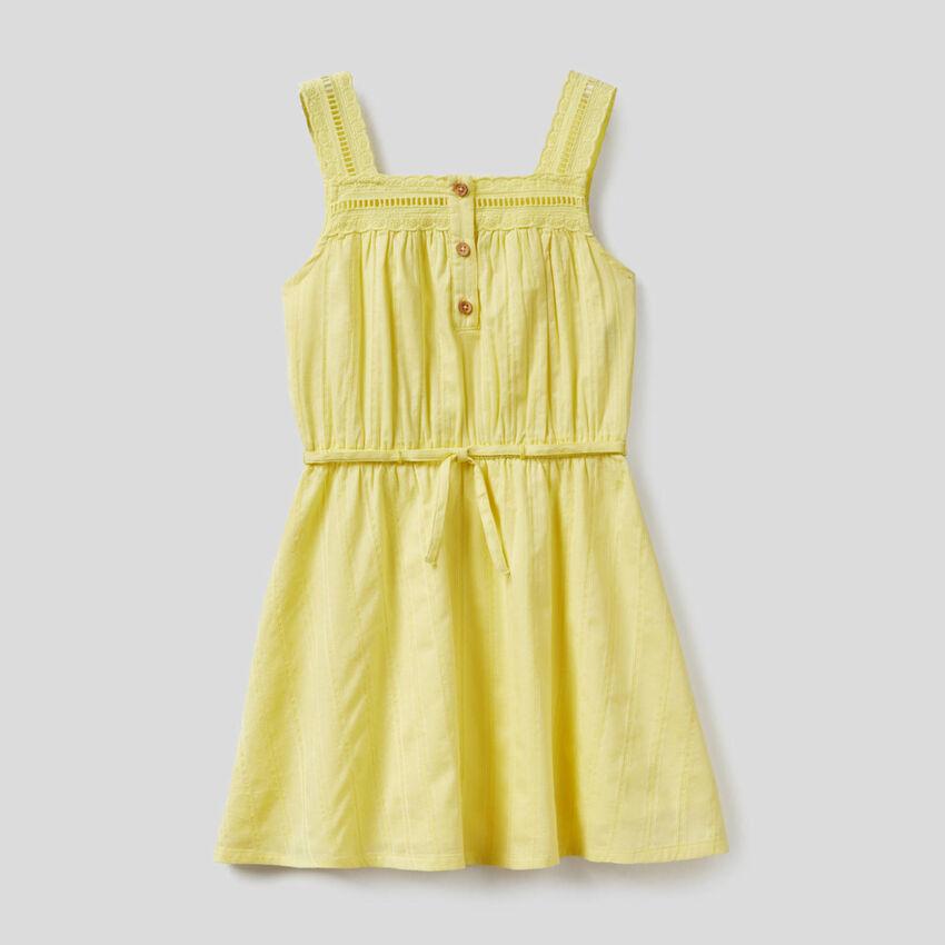 Φόρεμα ελαφρύ από 100% βαμβακερό