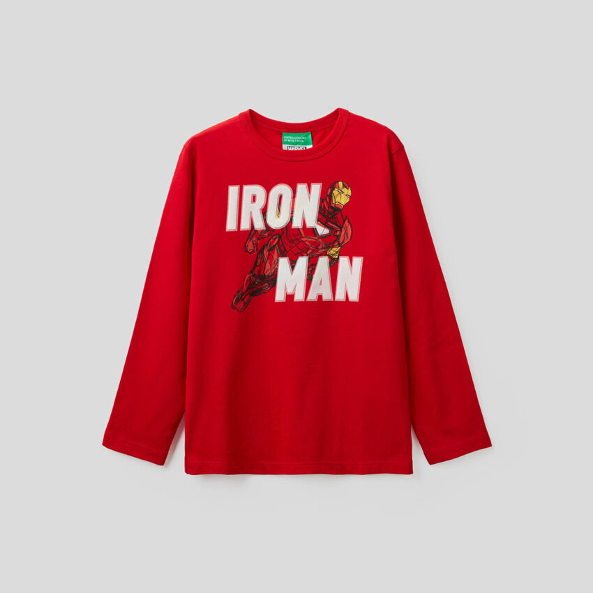 Marvel t-shirt in 100% cotton