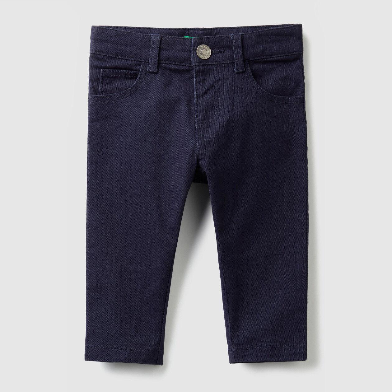 Παντελόνι stretch slim fit