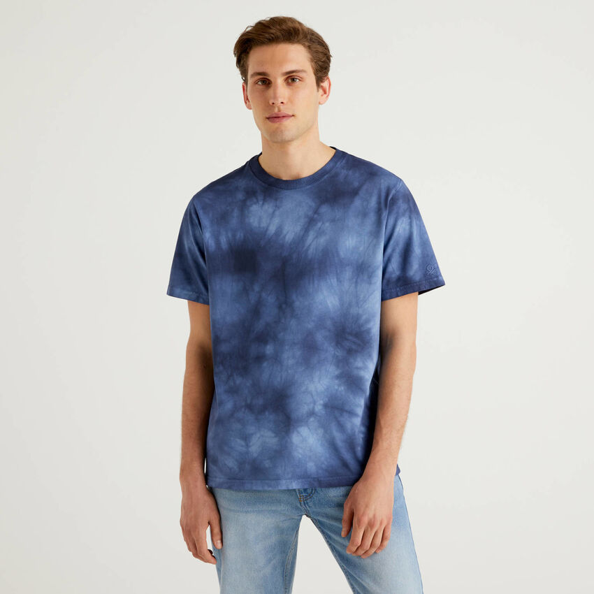 T-shirt εφέ ombre