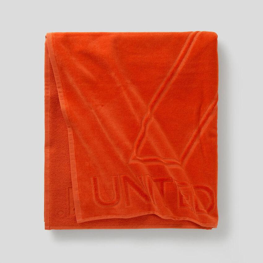 Πετσέτα θαλάσσης με λογότυπο