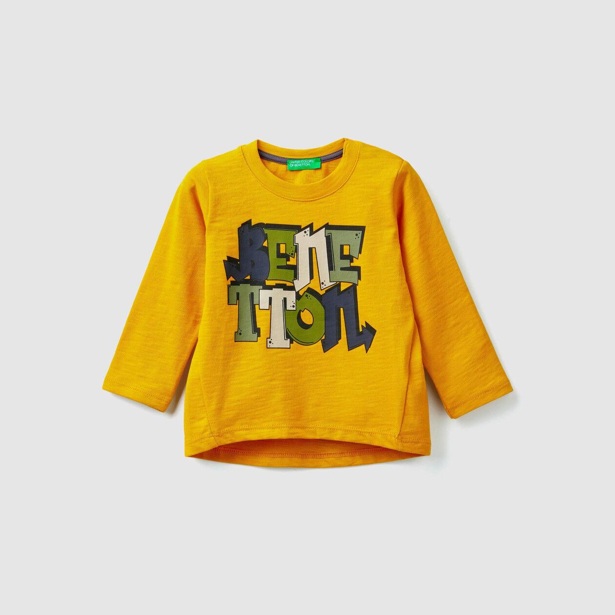 T-shirt από οργανικό βαμβακερό