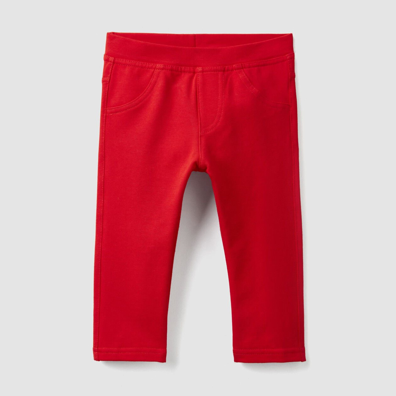 Παντελόνι φούτερ stretch