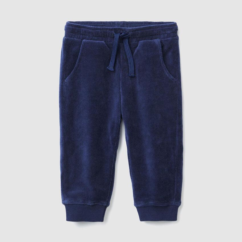 Παντελόνι από σενίλ