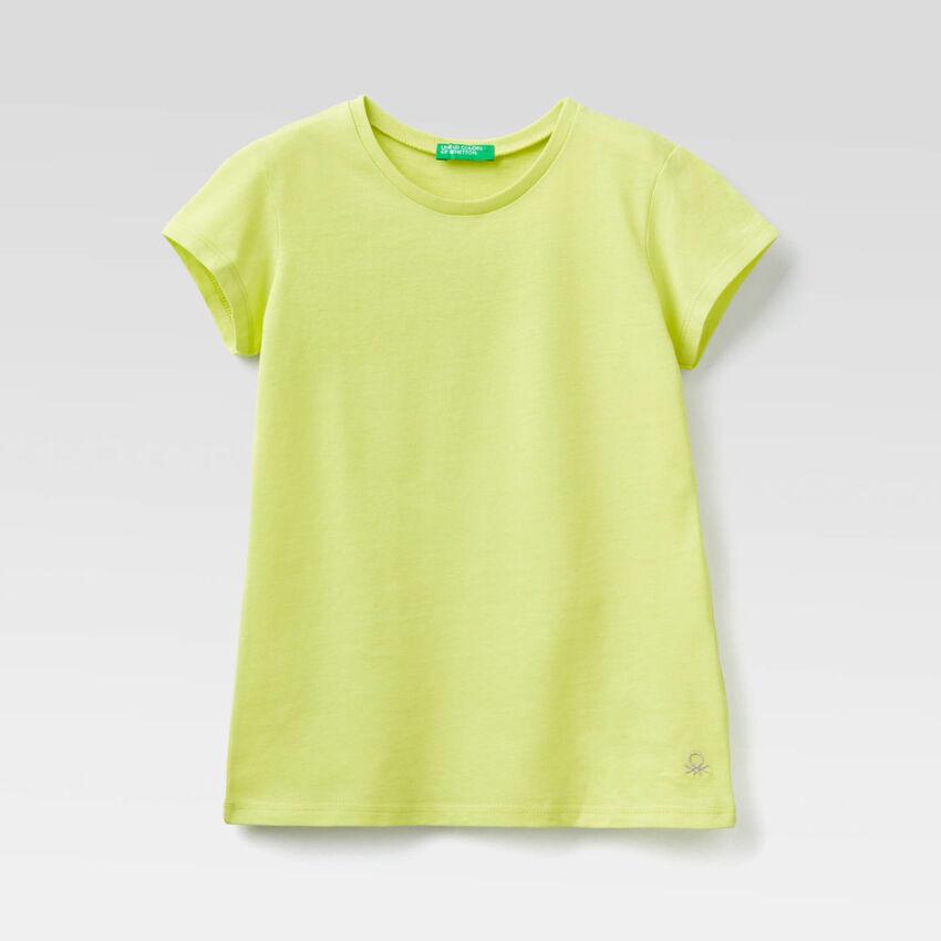 Pure organic cotton t-shirt