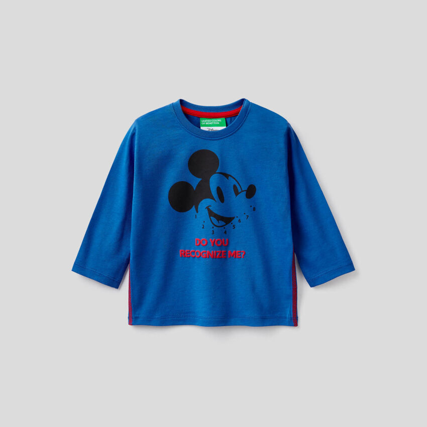 T-shirt Mickey Mouse από 100% βαμβακερό