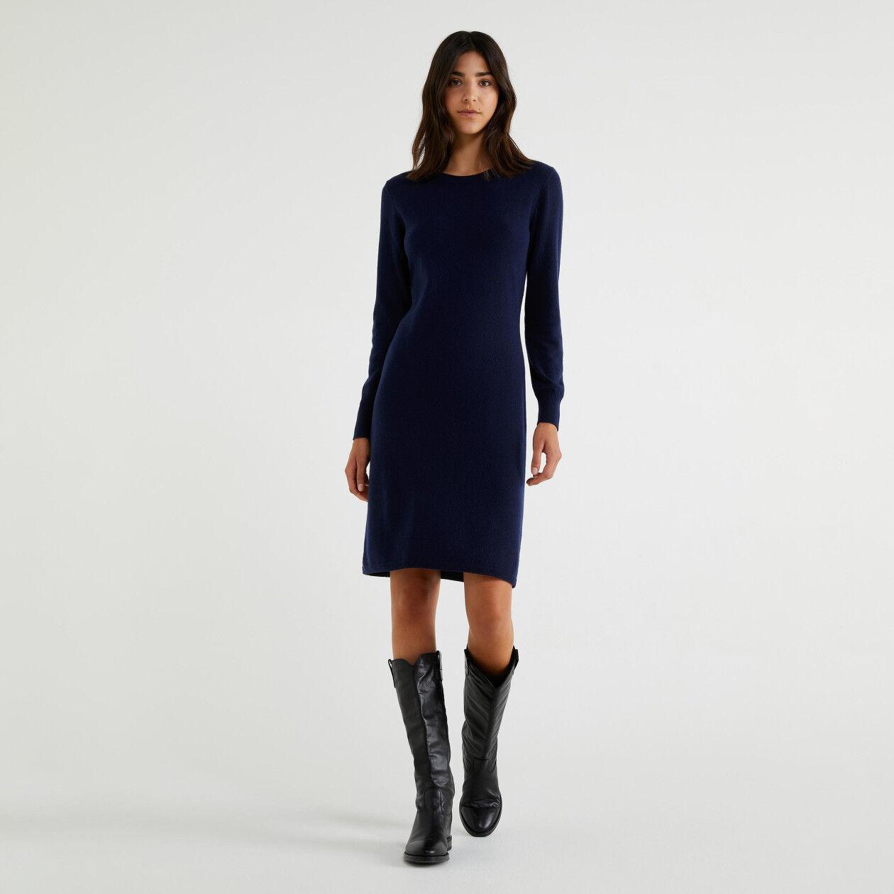 Φόρεμα σωλήνας από πλεκτό ύφασμα