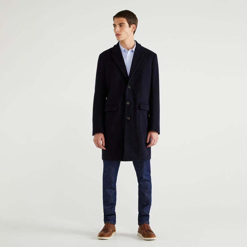 Παλτό από μάλλινο ύφασμα