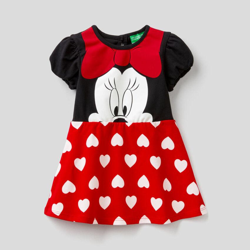 Φόρεμα Minnie από βαμβακερό stretch
