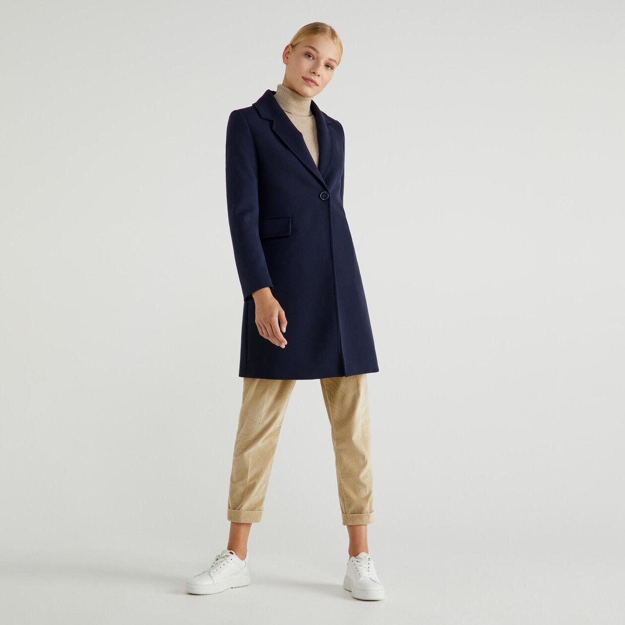 Παλτό με φόδρα
