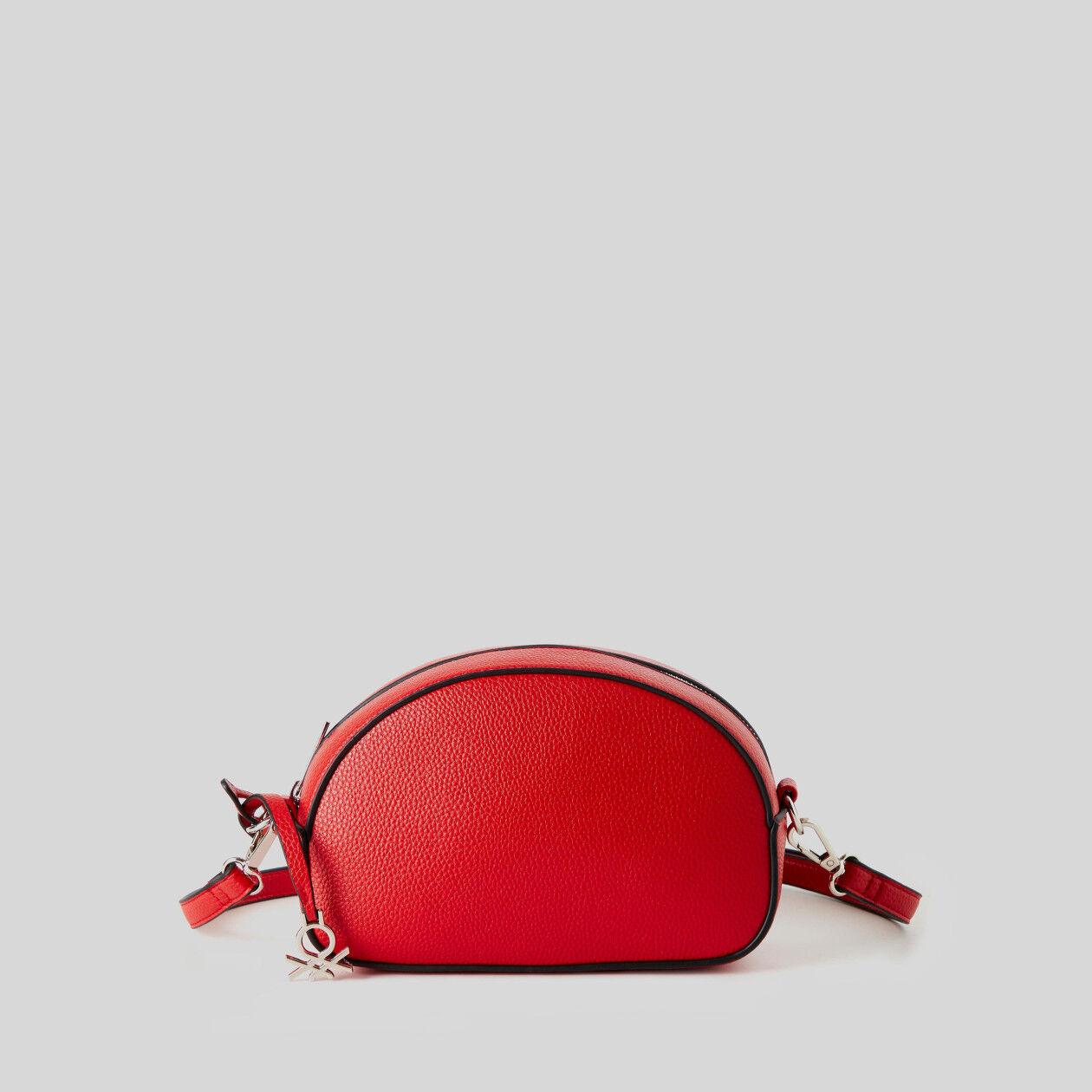 Τσάντα κρεμαστή με φερμουάρ