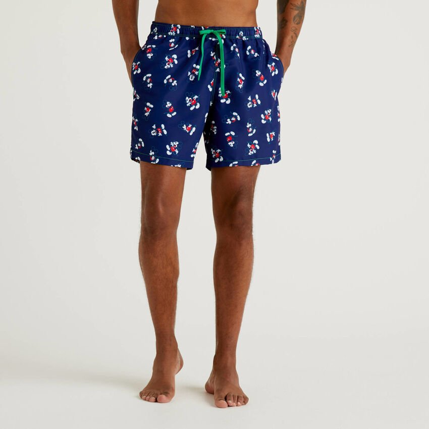 Mickey Mouse boxers