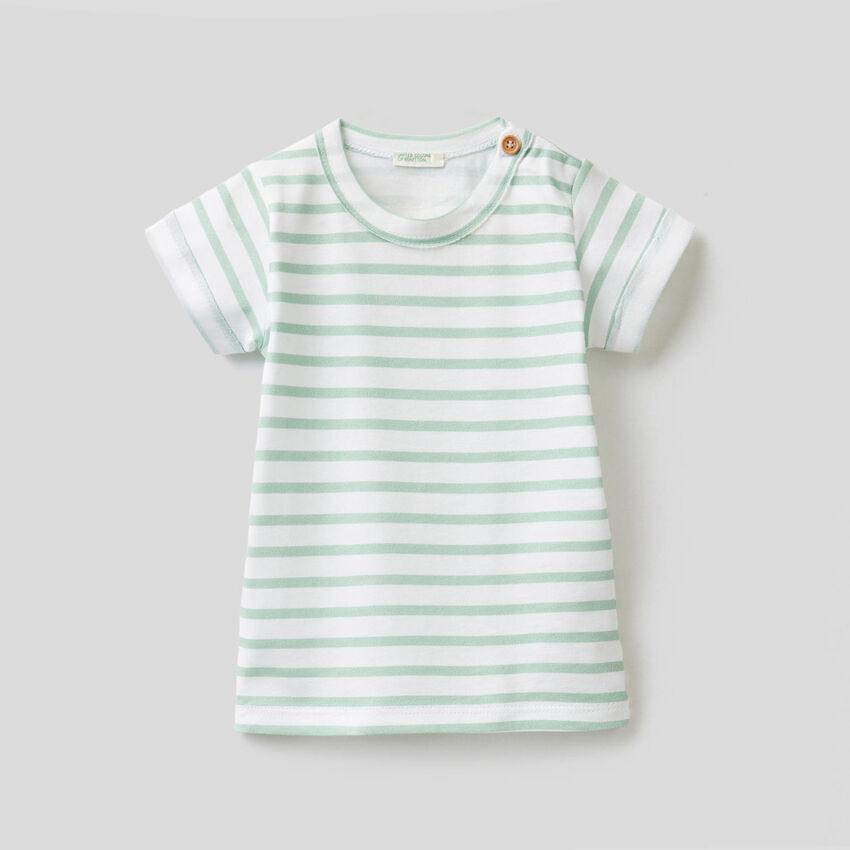 T-shirt με τύπωμα από αγνό βαμβακερό