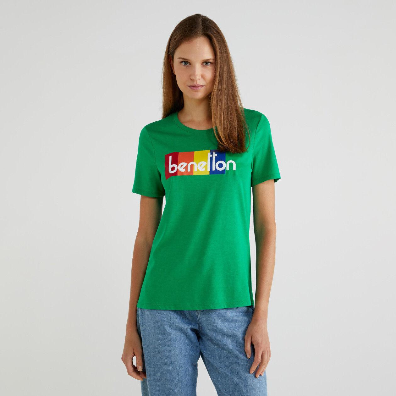 T-shirt κοντομάνικο με λογότυπο