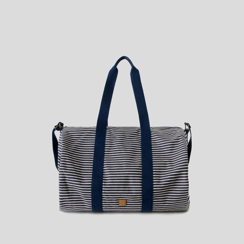 Τσάντα duffel από καμβά