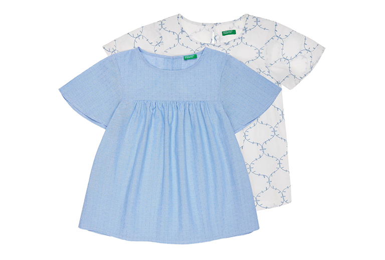 d411c079bac Baby Girl Apparel New Collection 2019 | Benetton