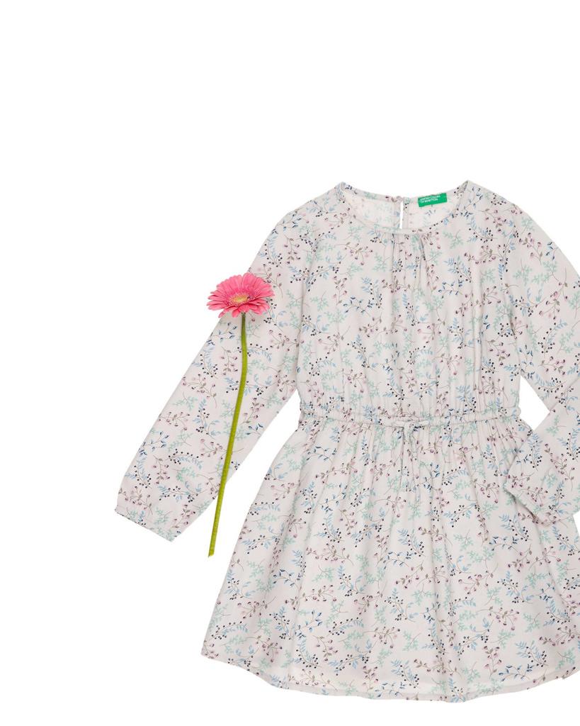 3cdedcea406 Κοριτσίστικα Φορέματα Νέα Collection 2019 | Benetton